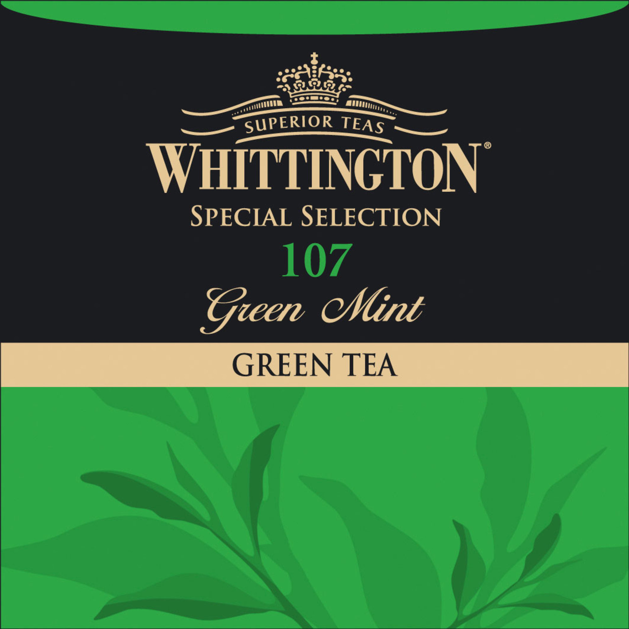 Whittington Green Mint te