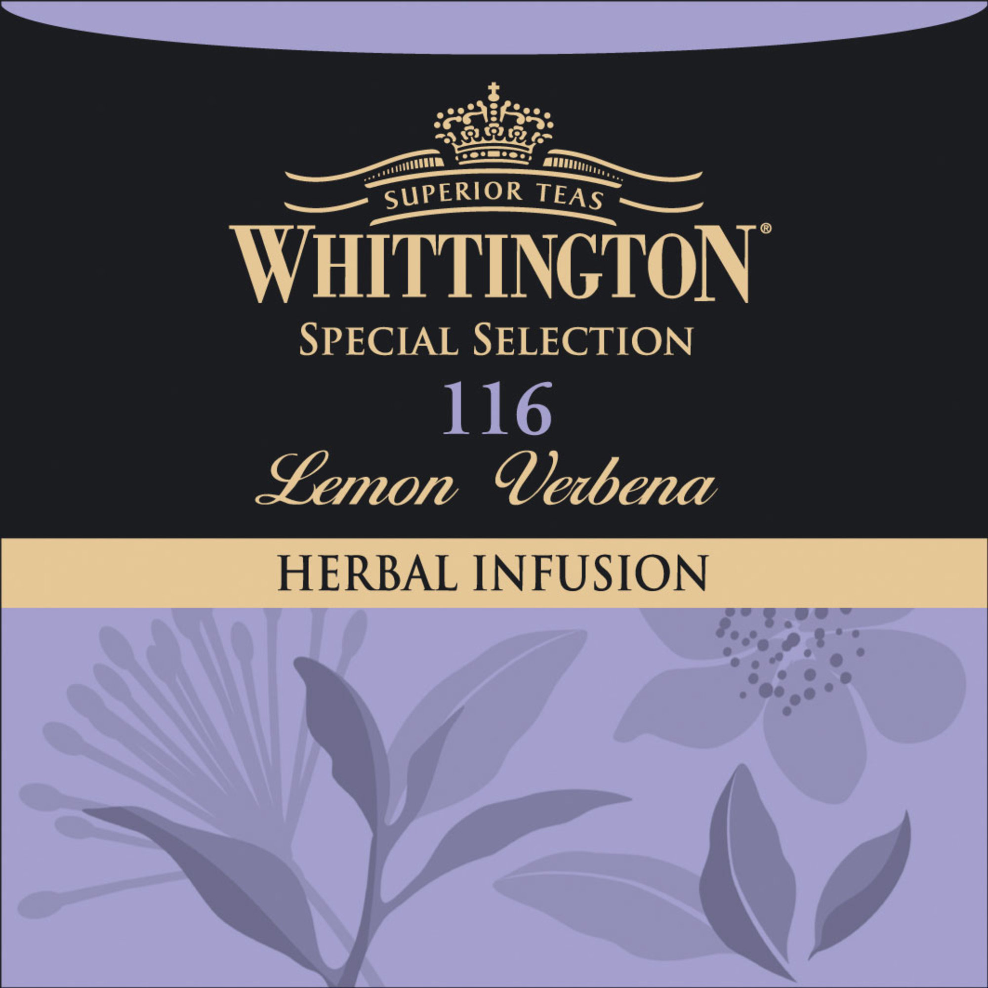 Whittington Lemon Verbana te
