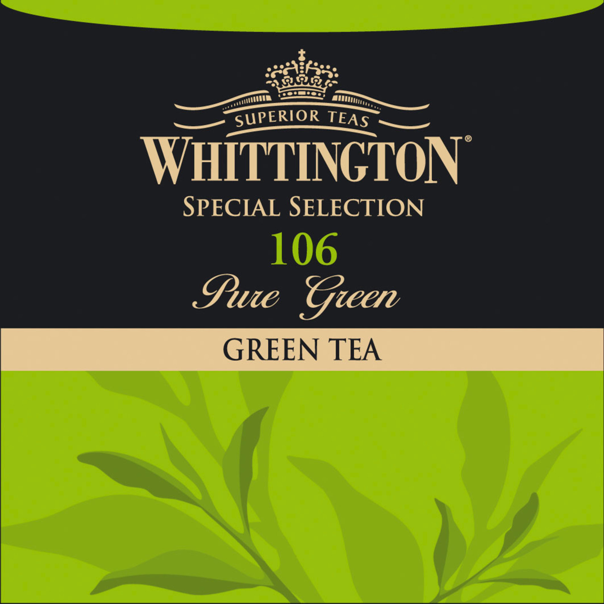 Whittington Pure Green te