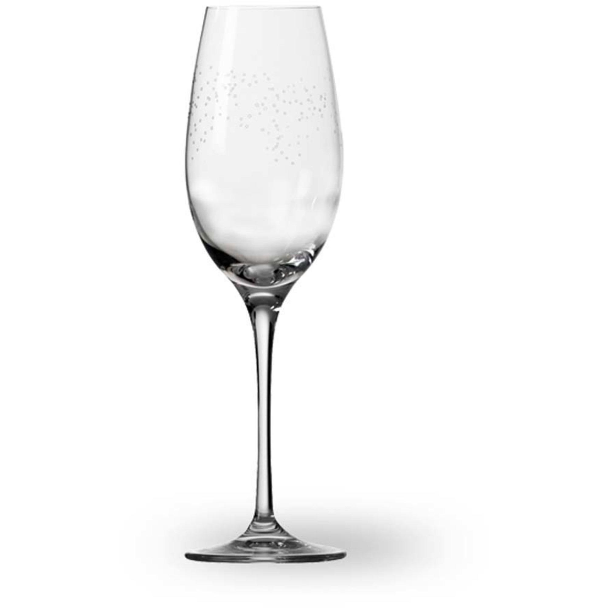Wik & Walsøe Dugg Champagneglas 30 cl
