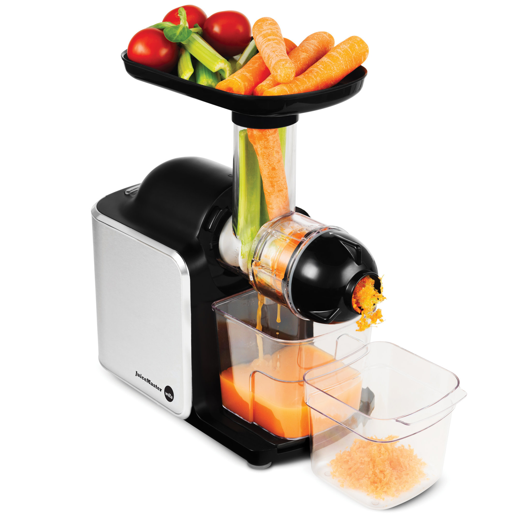 Wilfa Slow Juicer Review : SJ-150A slow juicer fra Wilfa 150 watt (minimalt stromforbrug)