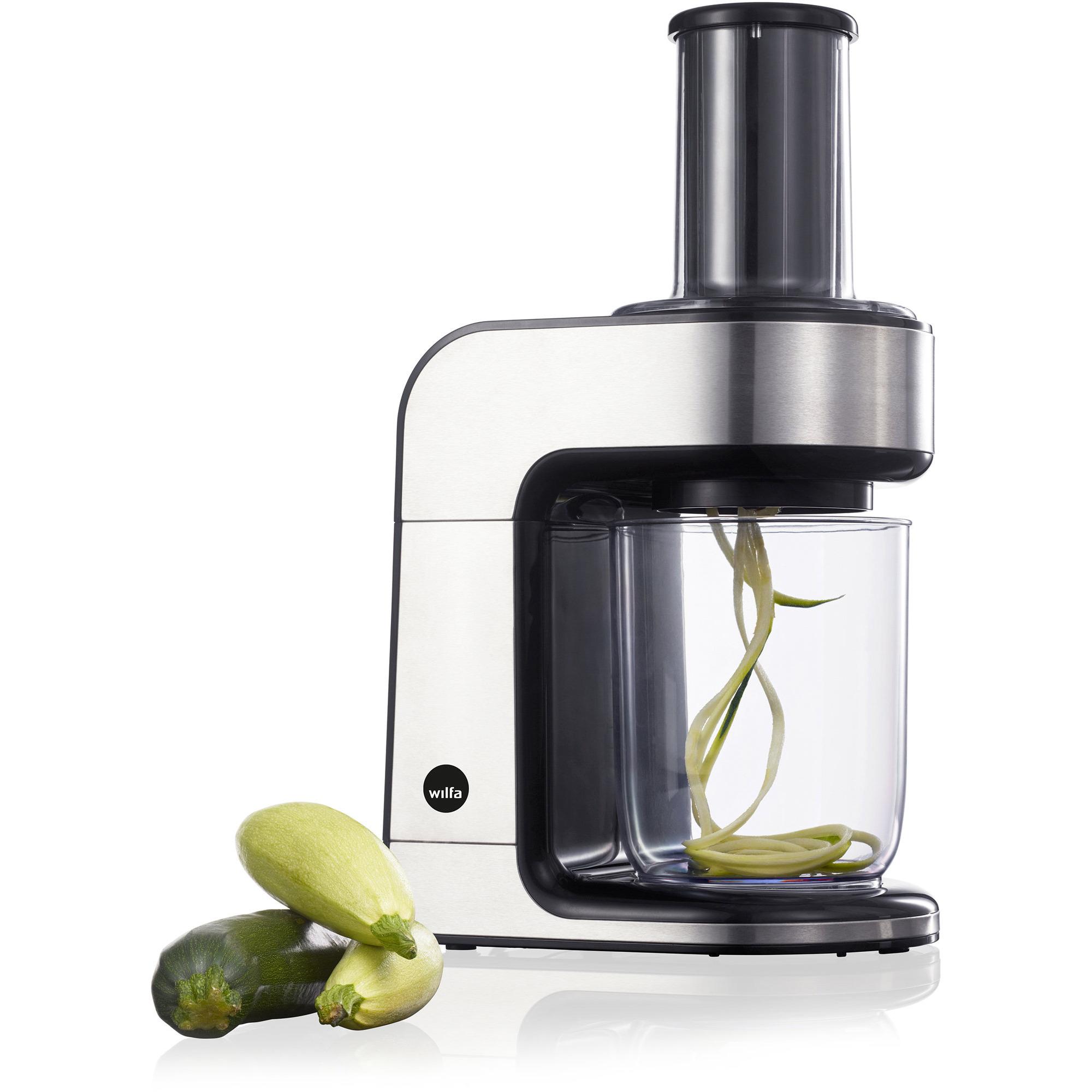 Wilfa Curly Spiralizer Grönsaksskärare Rostfritt Stål