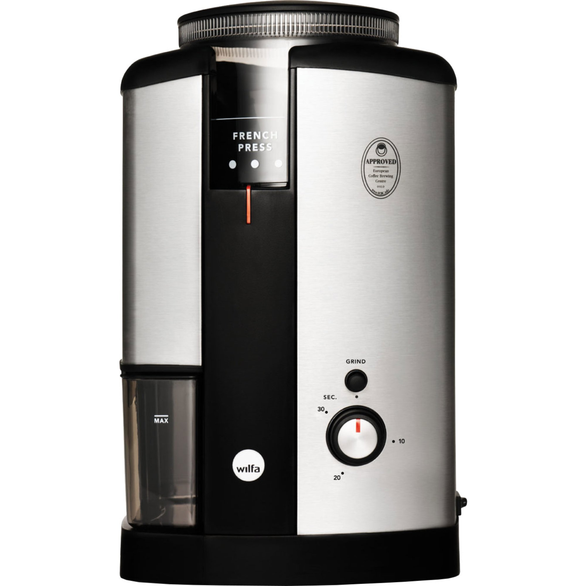 Wilfa WSCG2 – Kaffekvarn