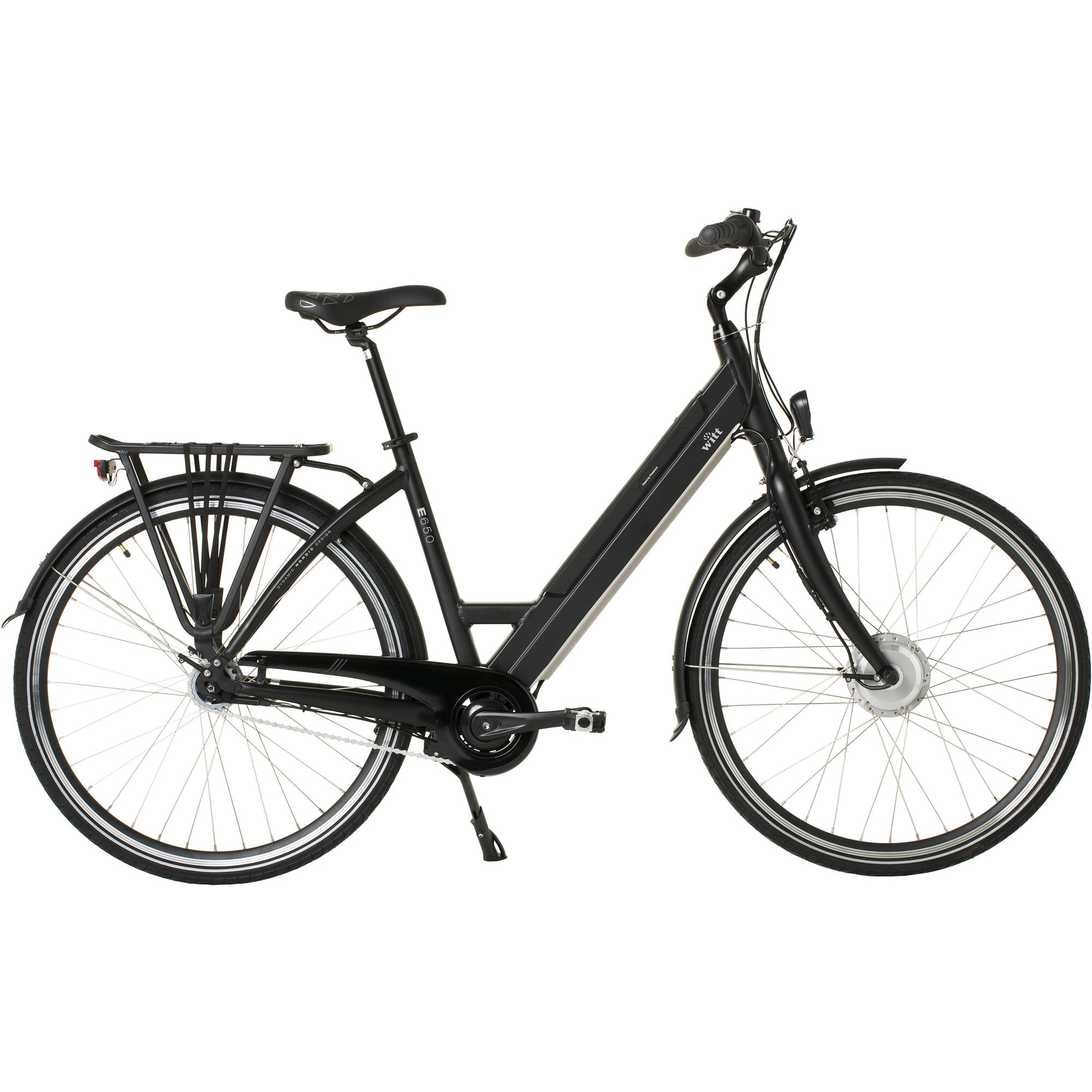 Witt E-bike E650 EL-sykkel, dame