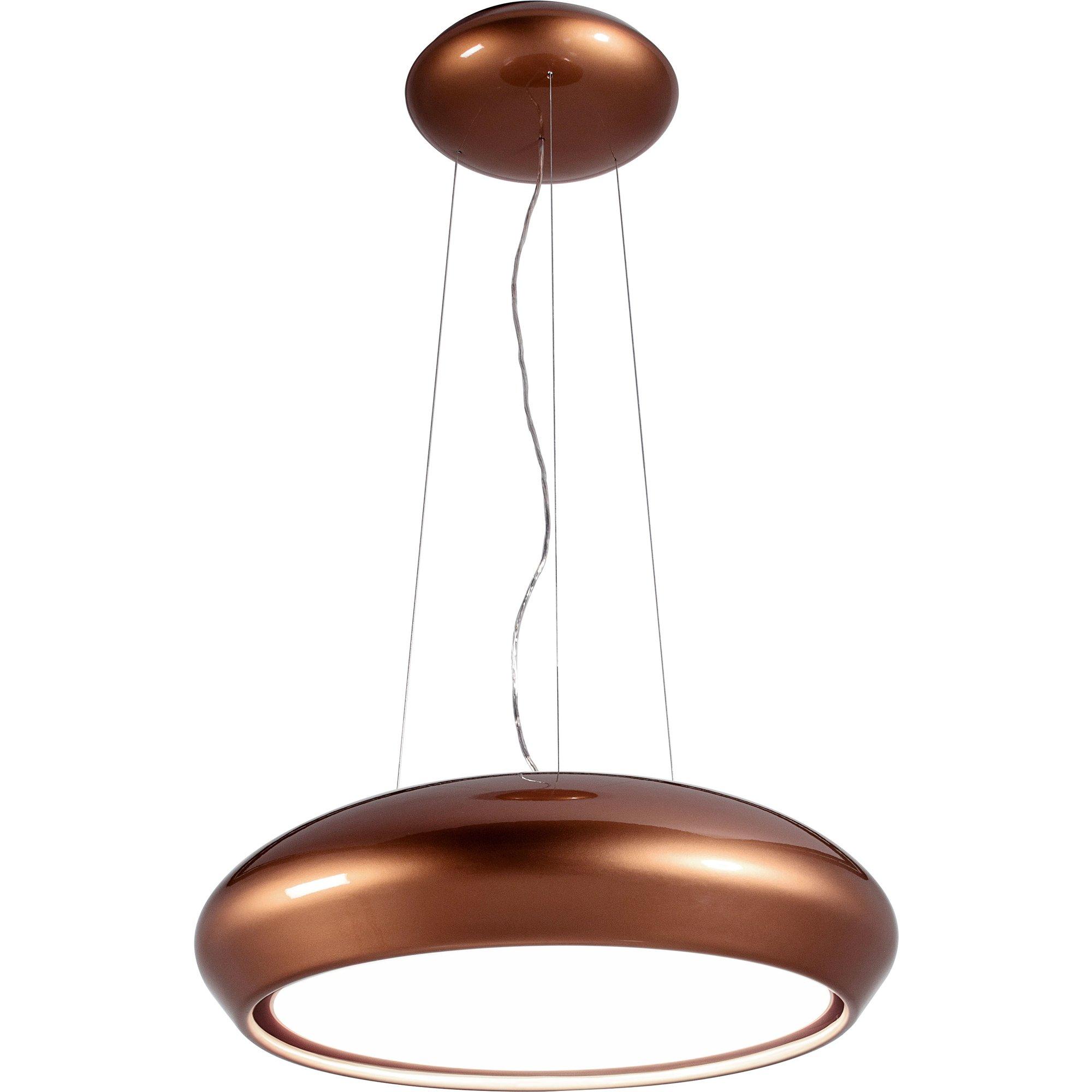 Witt Precious Lampa frihängande koppar
