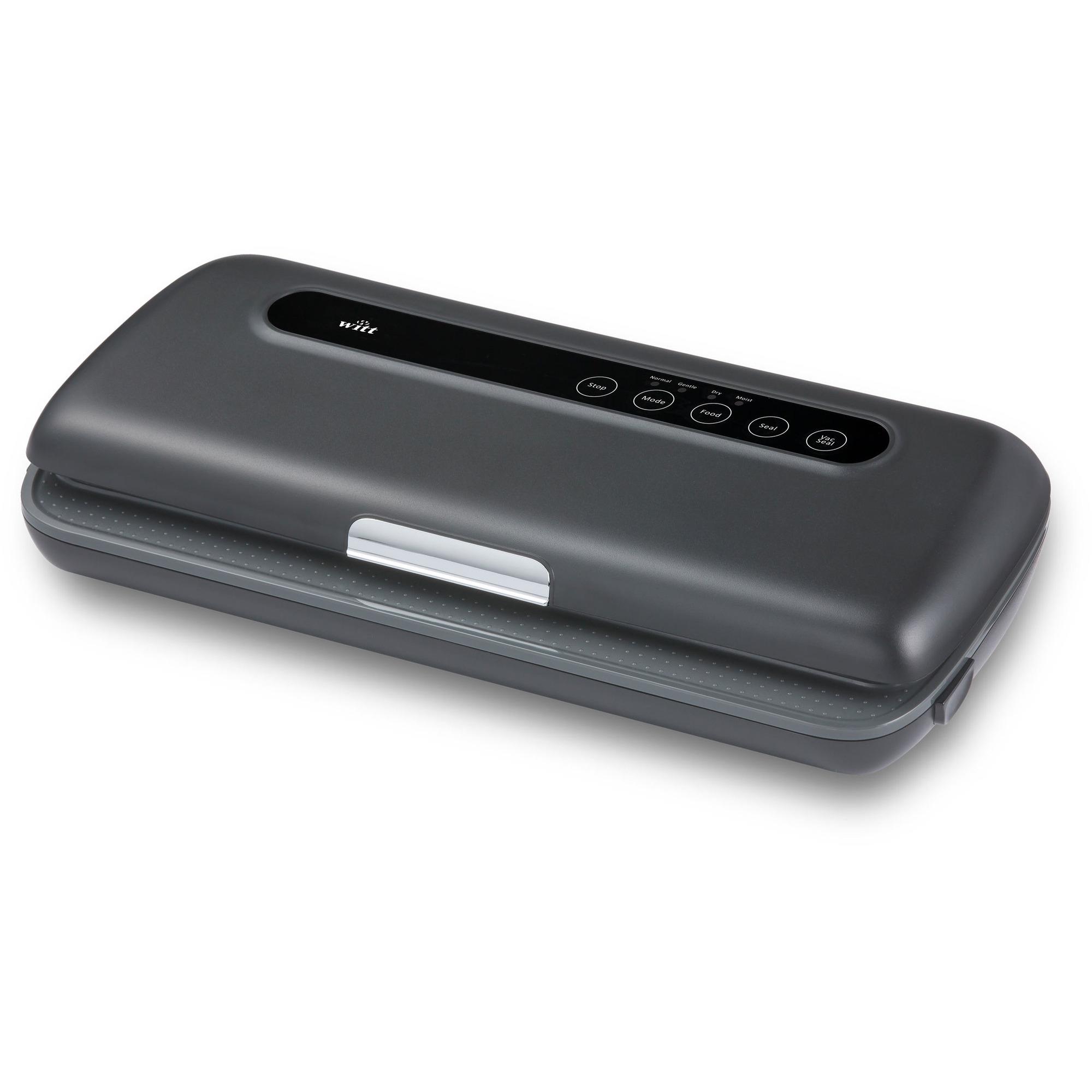 Witt Premium Easy Vacuum Sealer Mörkgrå