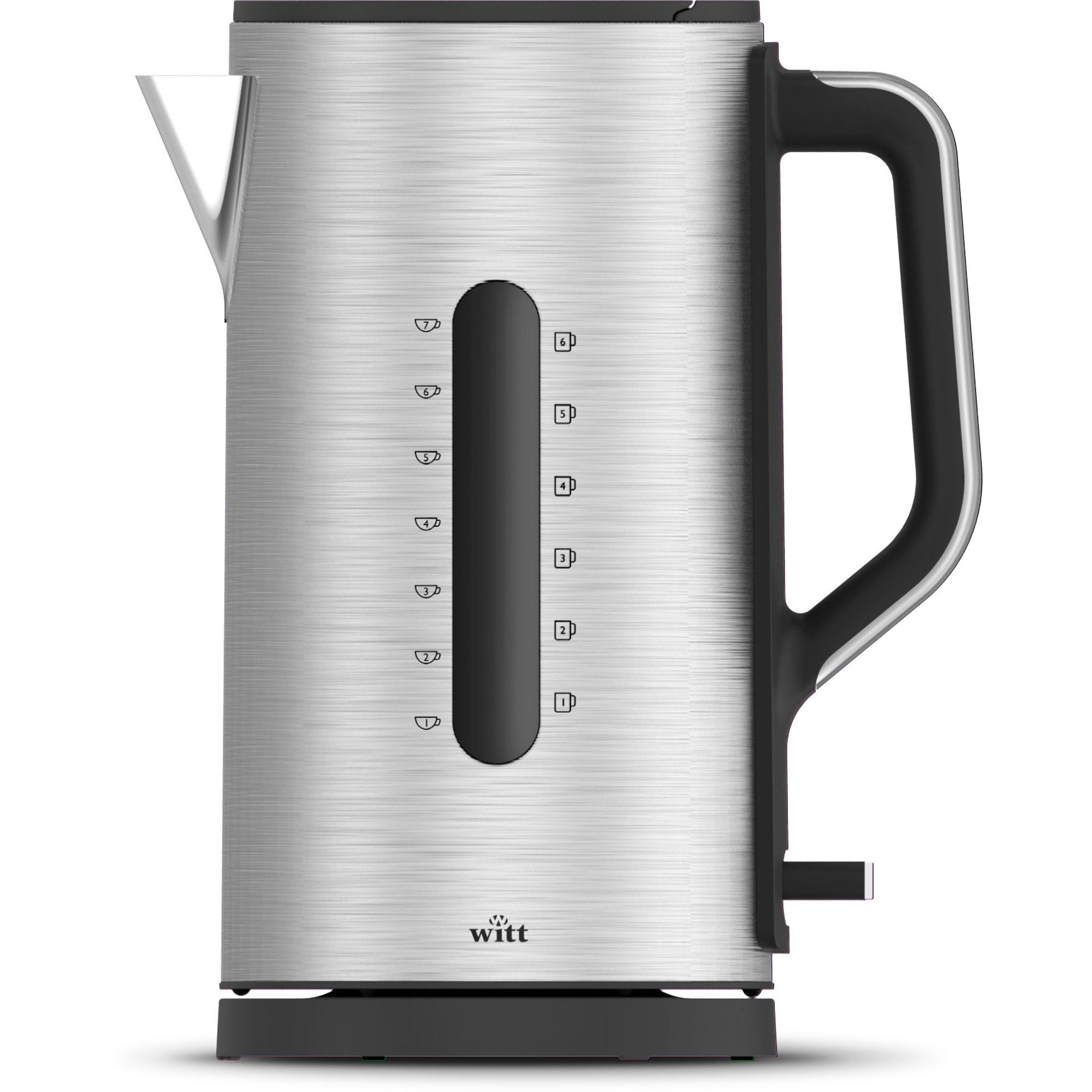 Witt Premium vattenkokare 17 liter Rostfritt stål