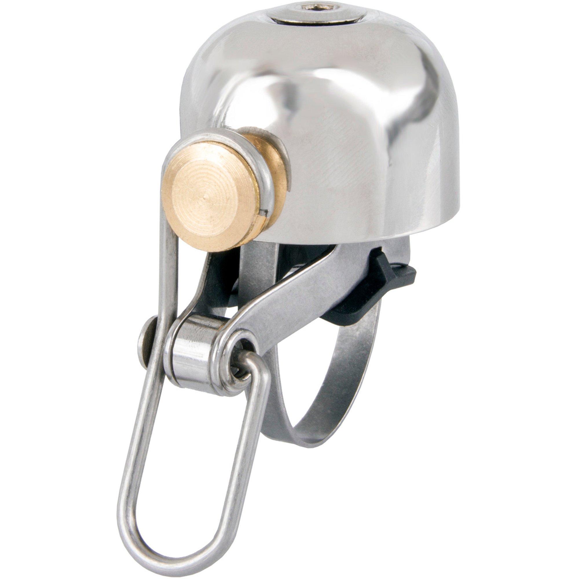Witt Retro Bell ringklocka, silver
