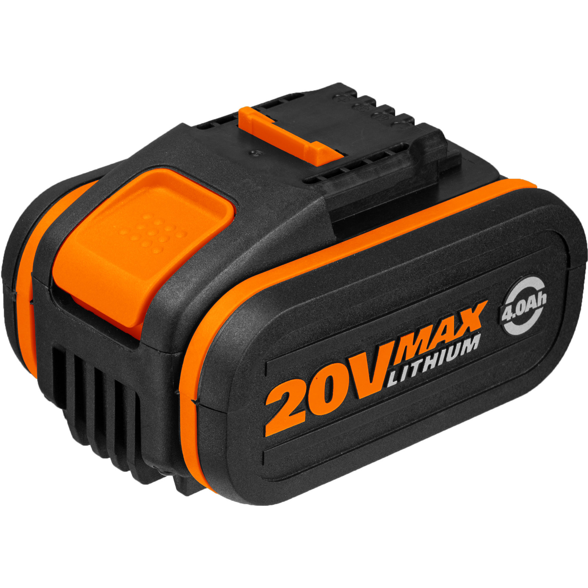 Worx WA3553 20V 4.0Ah-batteri med indikator