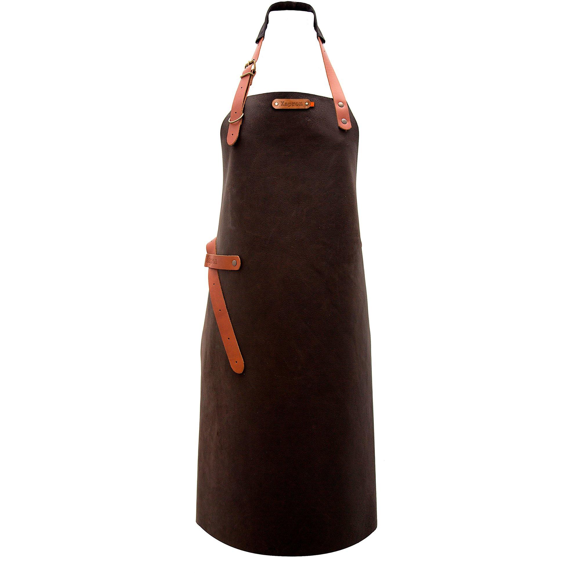 Xapron Utah förkläde i choco XL