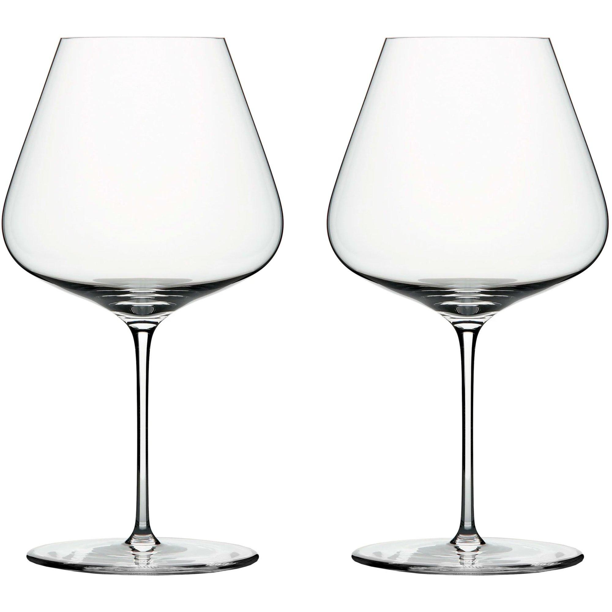 Zalto Bourgogne vinglas 960 ml. 2 st.