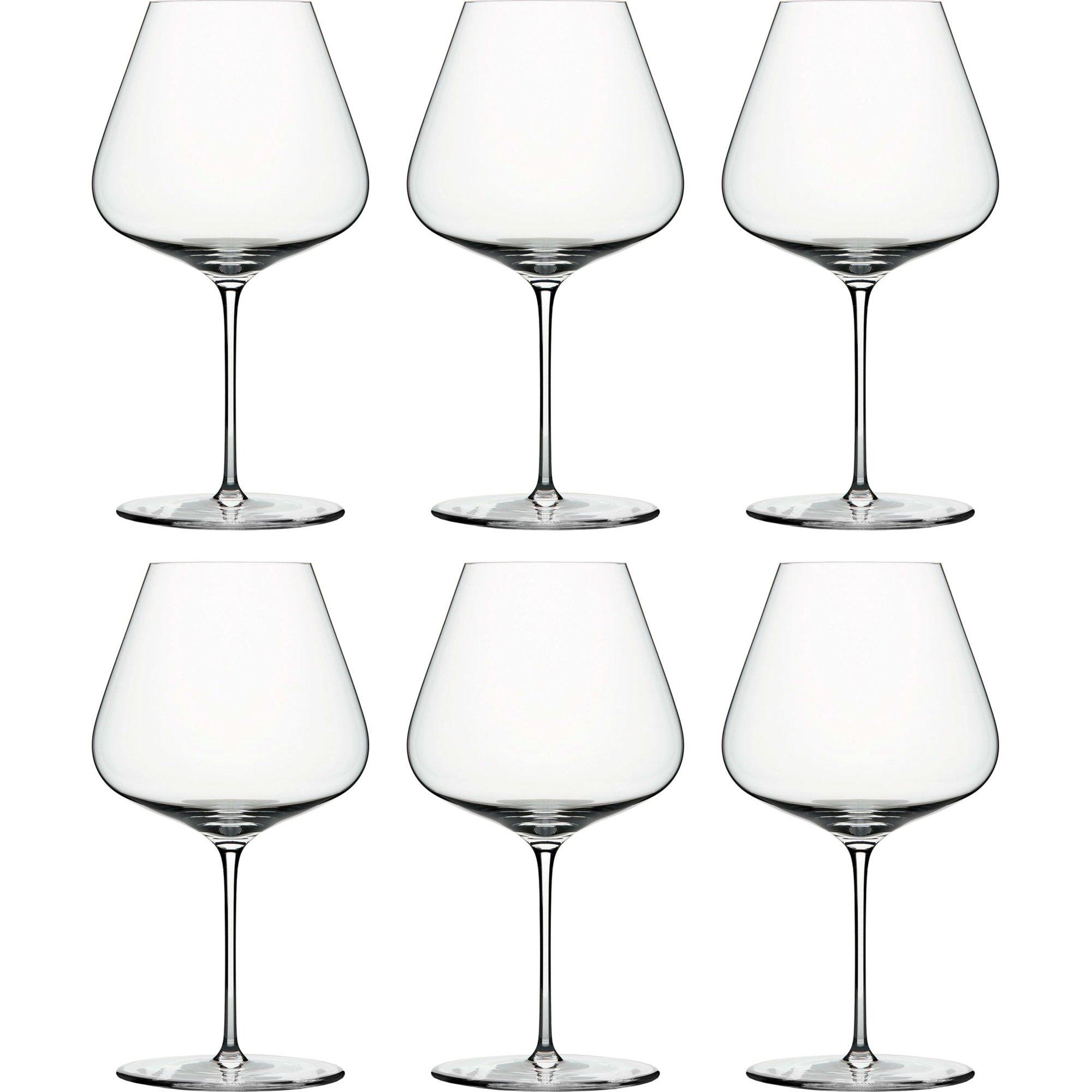 Zalto Bourgogne vinglas 960 ml. 6 st.