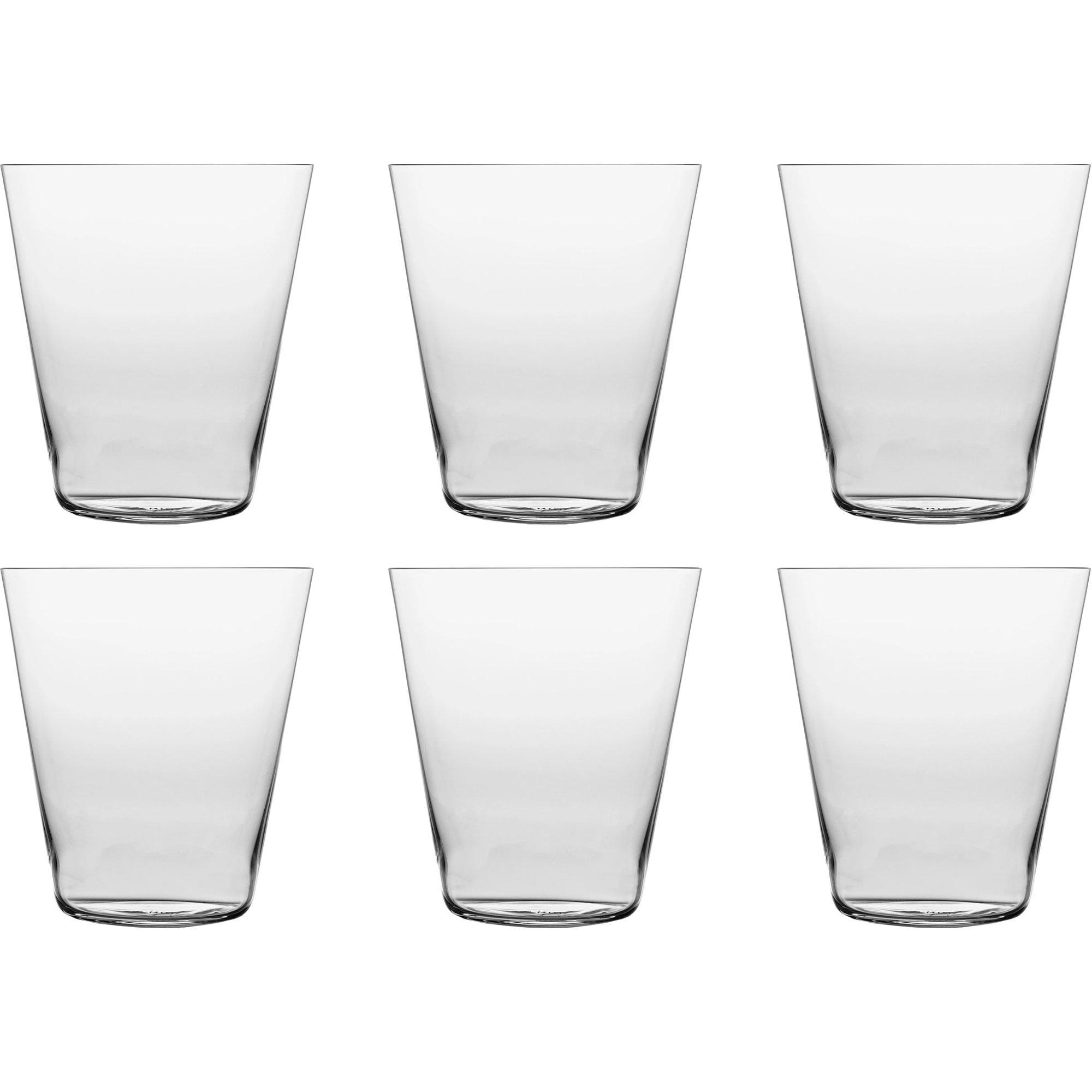 Zalto Coupe Crystal Clear vattenglas 380 ml. 6 st.