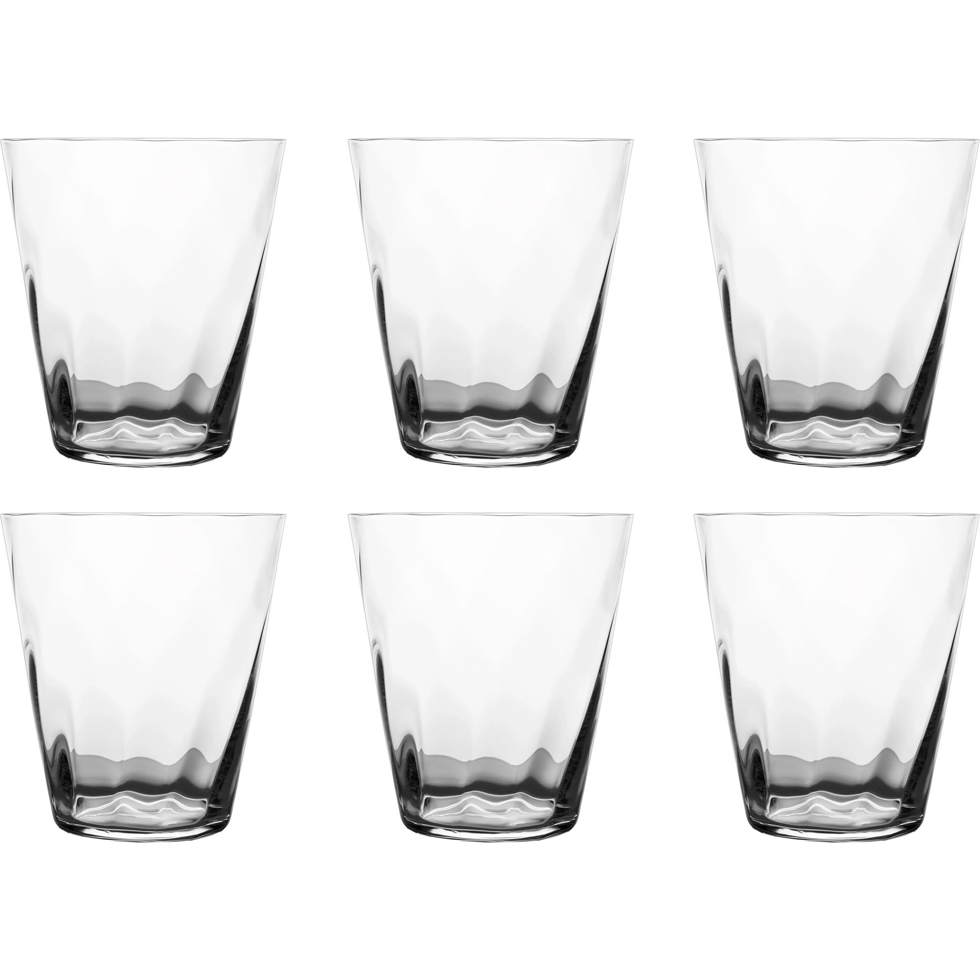 Zalto Coupe Effect vattenglas 380 ml. 6 st.