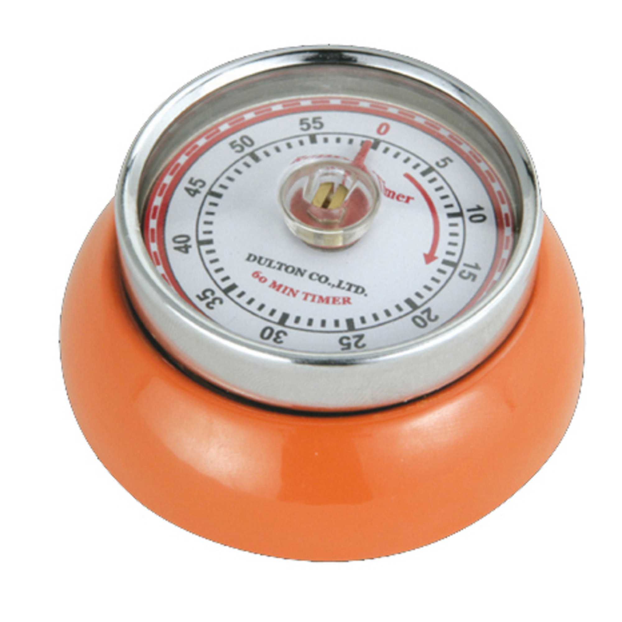 Zassenhaus Timer Orange