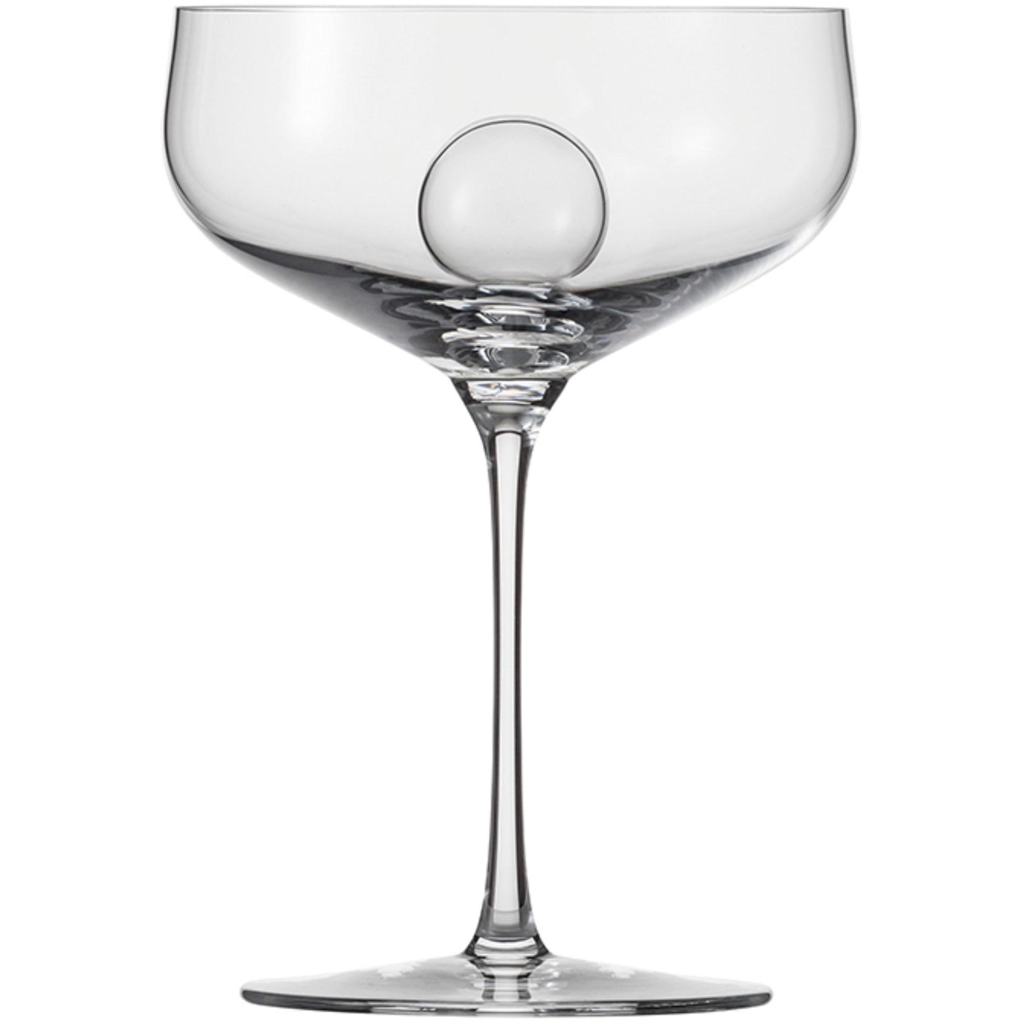 Zwiesel Air Zwiesel Air Sense Champagneglas 31 cl 2-pack