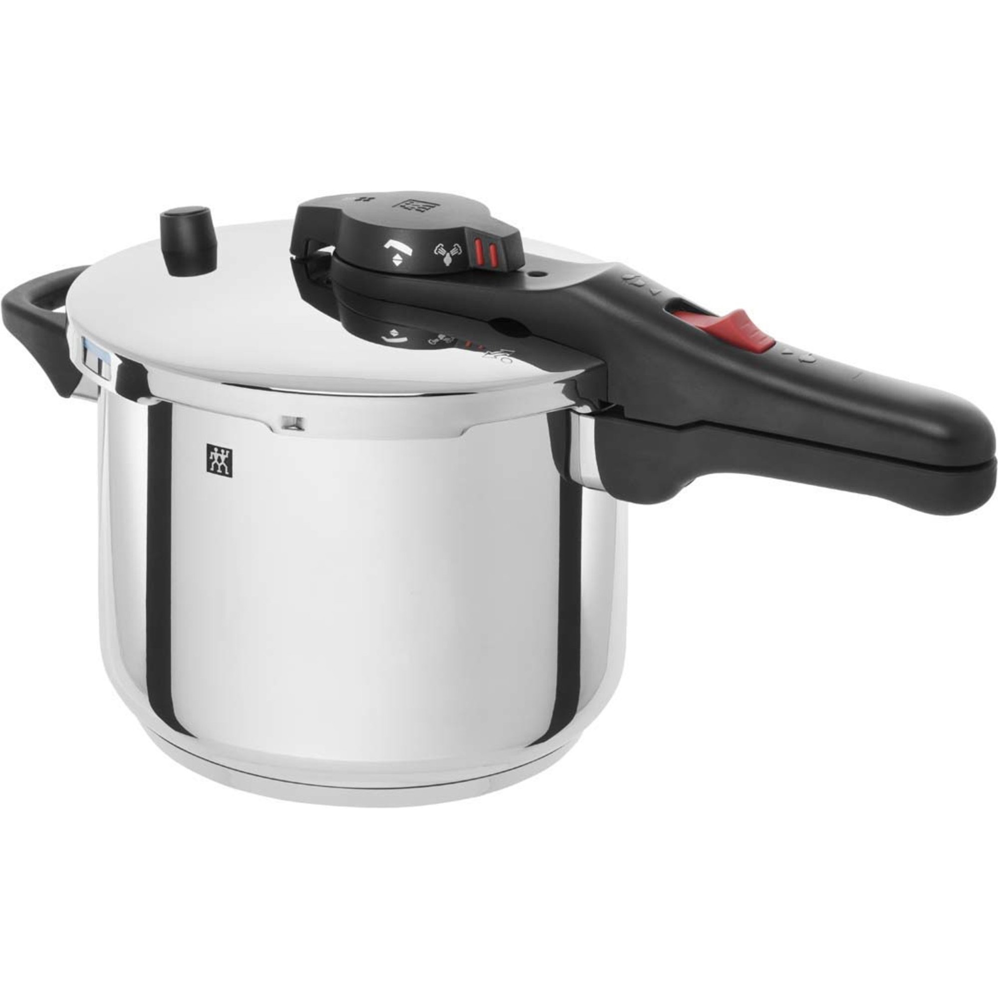 Zwilling AirControl Tryckkokare 22 cm 6 l