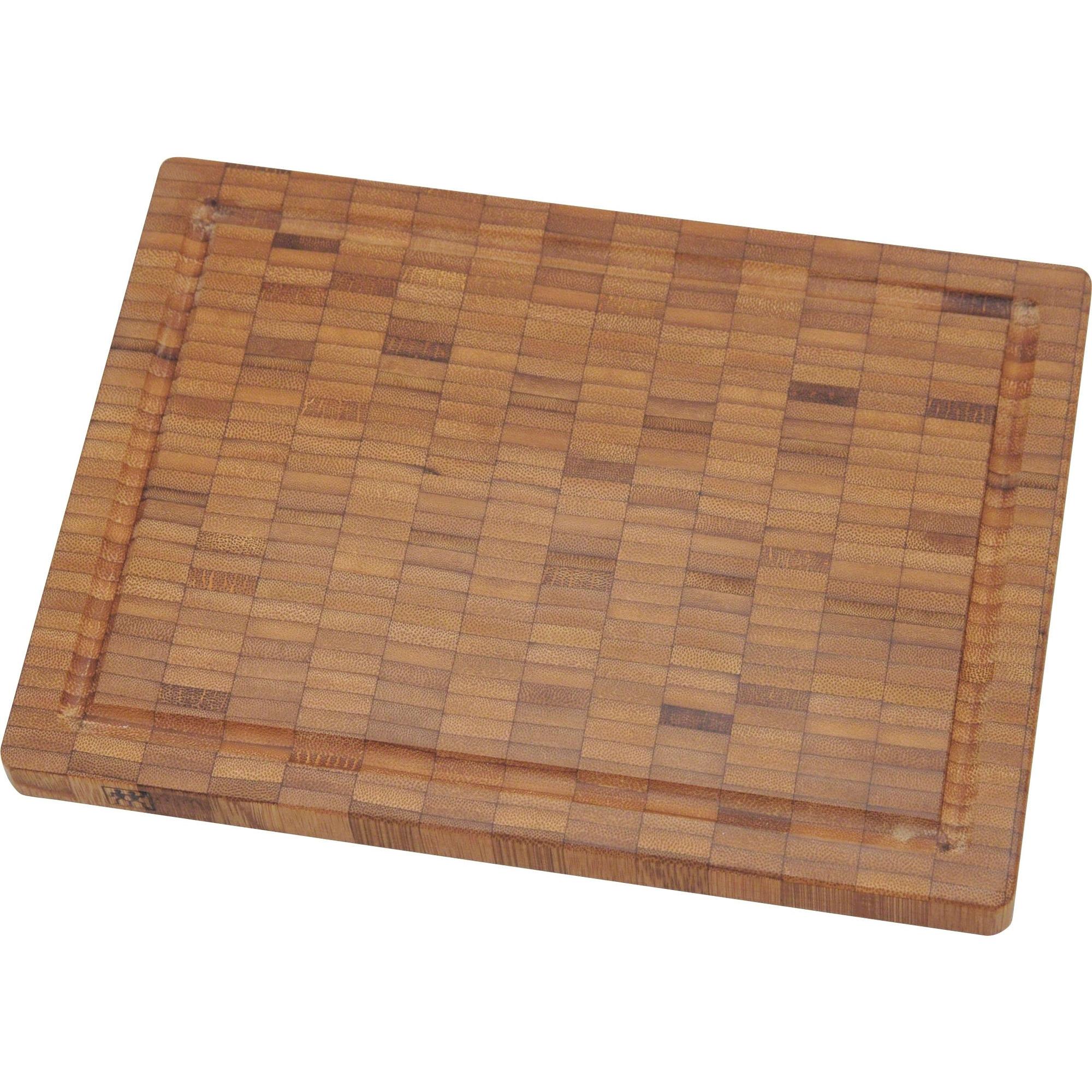 Zwilling Skärbräda Bambu 25 x 18,5 x 2 cm