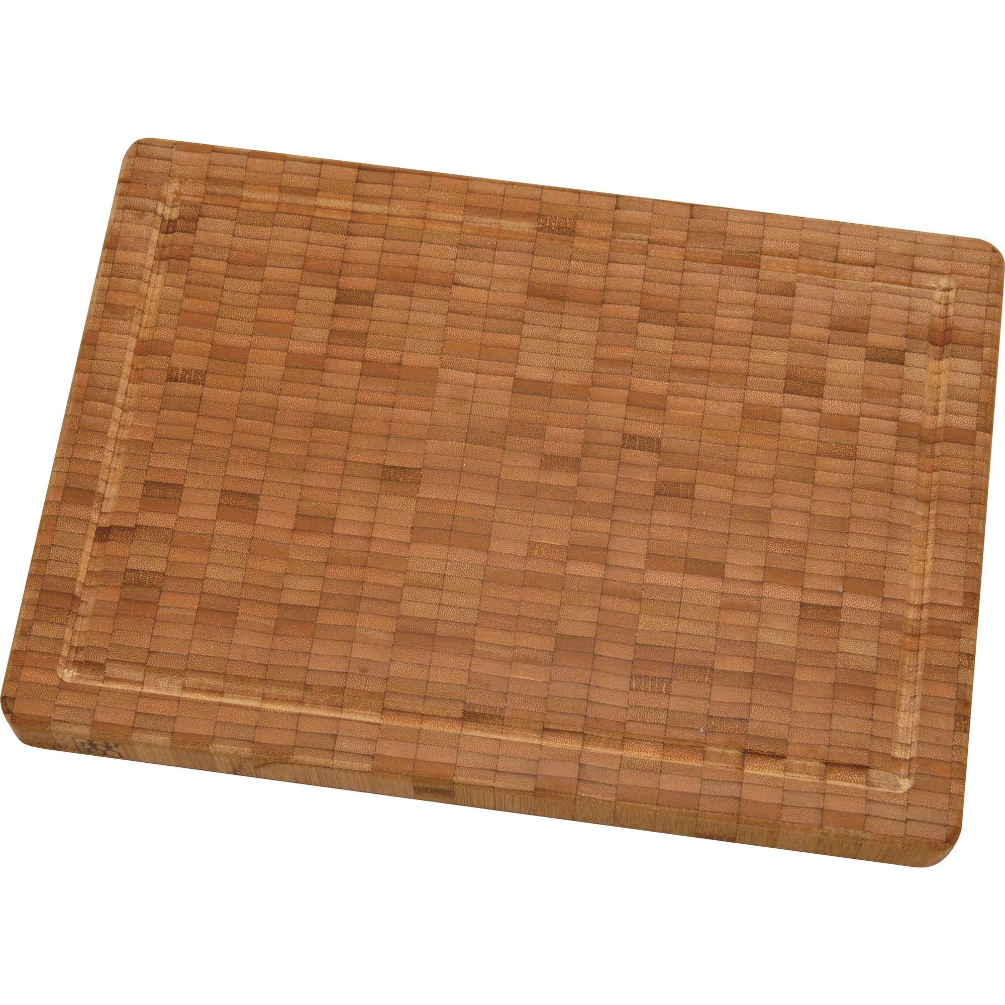 Zwilling Skärbräda Bambu 36 x 25 x 3 cm