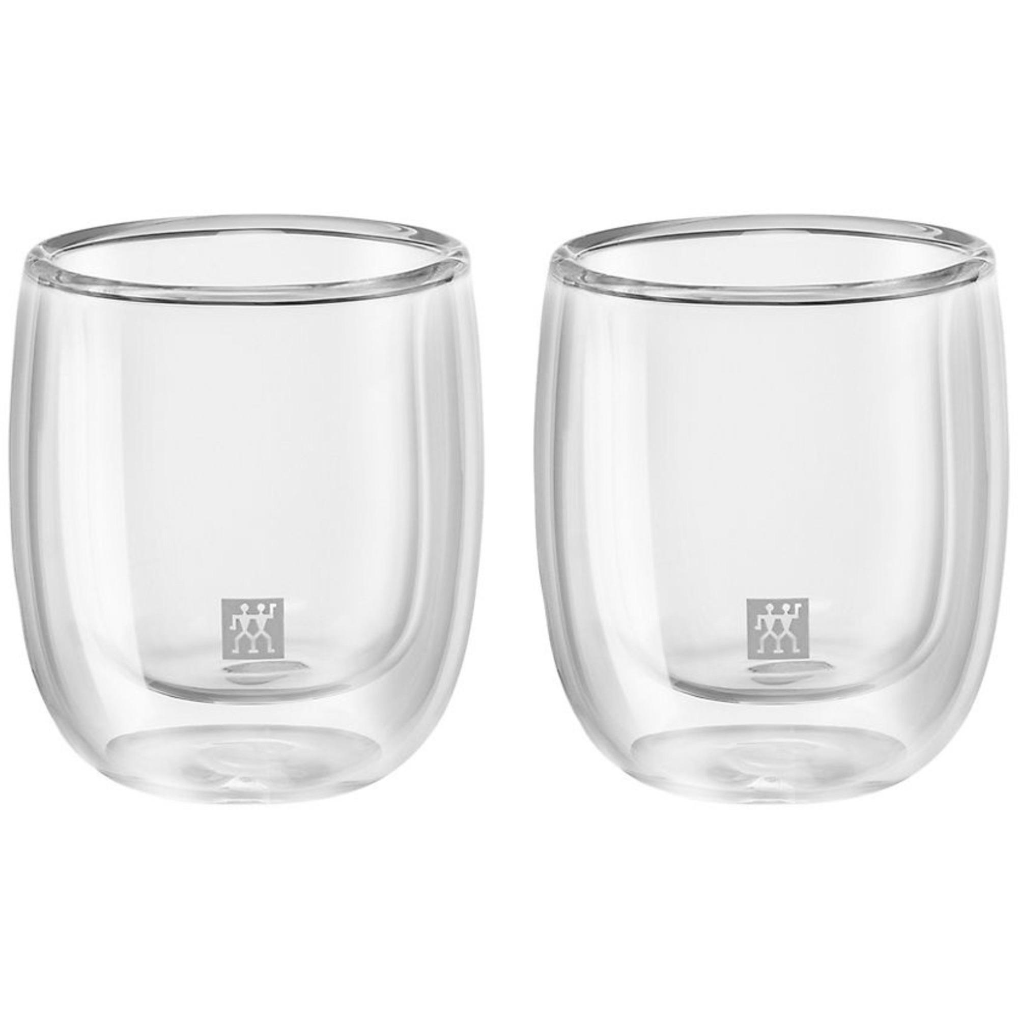 Zwilling Sorrento Espresso Glas 2 pack 80 ml