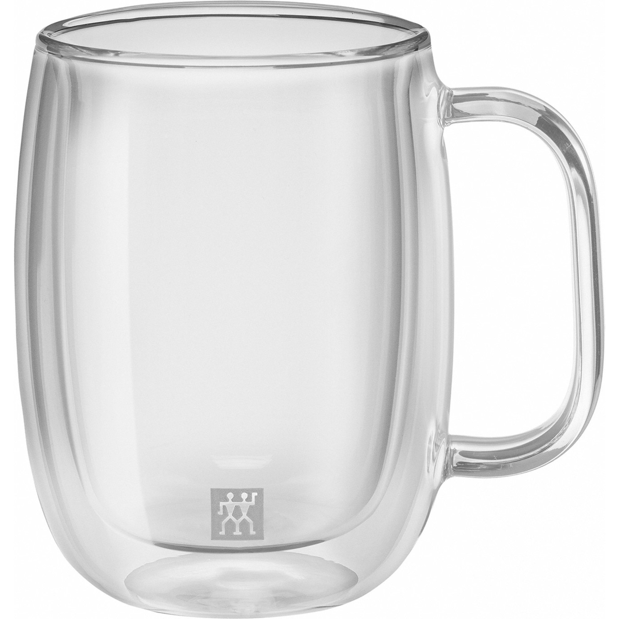 Zwilling Sorrento Kaffeglas med handtag 2- pack 200 ml