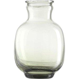 Vase, Yrsa 13,5 cm Grønn