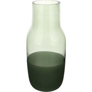 Vase 22 cm Grønn