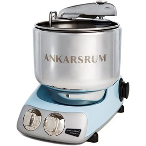 AKM 6220 køkkenmaskine pastelblå