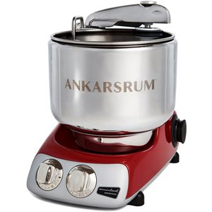 AKM 6220 køkkenmaskine rød