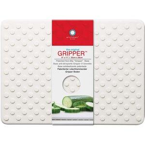 Skärbräda Gripper Vit 28 x 20 cm