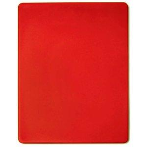 Skärbräda Gripper Röd 28 x 20 cm