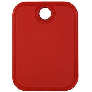 Skärbräda Röd 14 x 19 cm