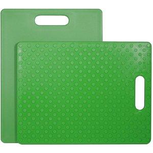 Skärbräda Grön 28 x 26 cm