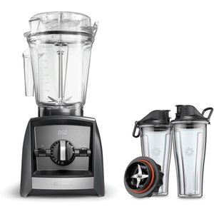Ascent A2500i blender + 2x ToGo muggar
