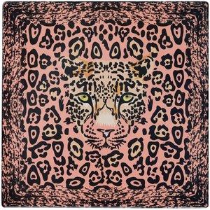 Glasunderlägg Kakel 15 X 15 cm Tiger