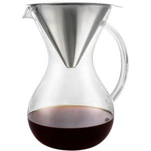 Pour Over Glaskanna