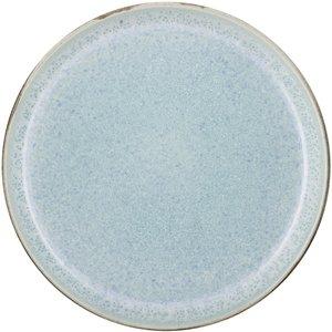 Gastro Tallerken 21cm Grå lyseblå