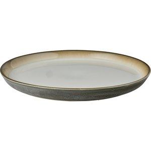 Tallerken Gastro 27 cm grå/gräd Bit