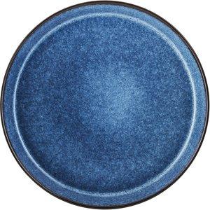 Gastro Tallerken 27cm Sort Mørkeblå
