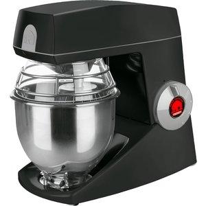 Teddy køkkenmaskine sort