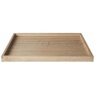 Bricka Ekträ 30 X 30 cm