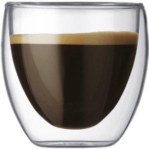 PAVINA Dubbelväggat espressoglas, 0,08 l - 2 st.