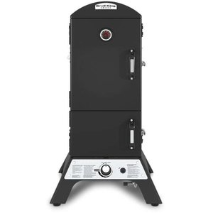 Vertical Smoker Gas