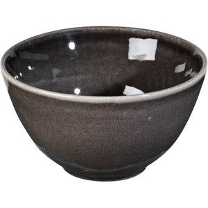 Nordic coal skål i stengods, 15 cm