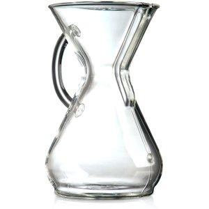 Glasshåndtak Kaffetrakter 10 Kopper
