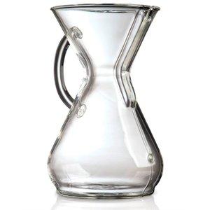 Glasshåndtak Kaffetrakter 8 Kopper