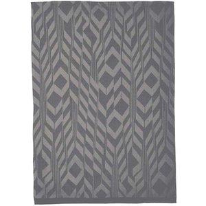 Kökshandd 50x70 Deco feath grå
