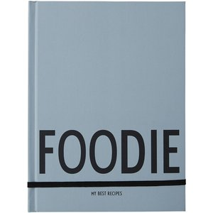 Foodie Book, Grå