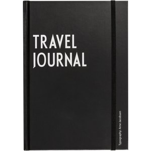 Travel Journal, Svart