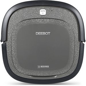 Deebot SLIM2 robotdammsugare svart